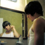 """Addison in Mirror"""