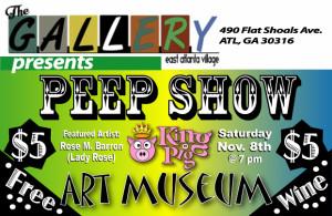 Upcoming Art Exhibit